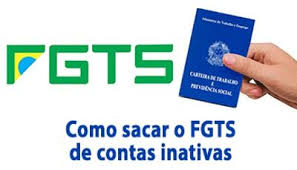Como consultar FGTS inativo 2019