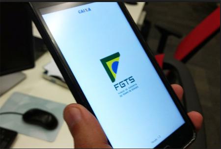 Consultar saldo do FGTS por celular 2019